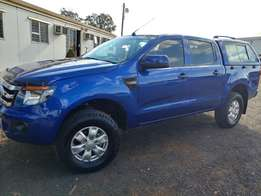 Ford Ranger 2.2 XL, Only 24500km! Double Cab with Canopy and towbar