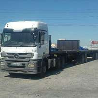 2650/2644 Actros