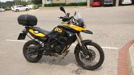 *SOLD* F800GS sell or swap