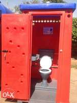 Executive Mobile Toilet For Rent