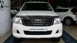 Epic 2015 Toyota Hilux 2.5D-4D SRX 4X4 Manual