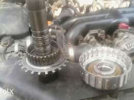 Automatic gearbox repair and services