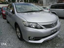 Toyota Allion newshape KCN number