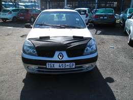 Renault clio1.6 2006 Model,5 Doors factory A/C And C/D Player