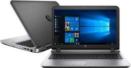 New hp pro book core i7 1TB hdd 8gb ram