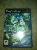 Ps2 game tmnt