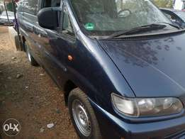 Mitsubishi space gear L400 (Belgium) up for grab at cheap price