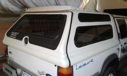 Ford Courier d\c canopy