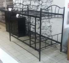 Brand New Steel Double Bunk Bed