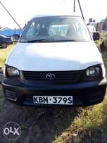 Toyota Townace on quick market