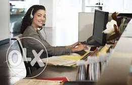 A computer operator/ business center /nairabet attendant