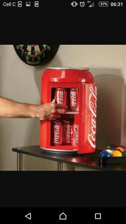 Coca cola fridge mini can(SOLD) Vereeniging - image 1