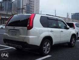 Newly imported Nissan Xtrail on sale
