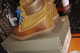 Timberland Boots and Nike Sneakers ( 1500 for both)