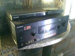 Sony 7.2 Channel Muteki Sound System