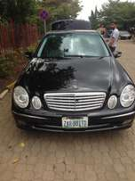 Sharp Benz E320