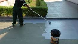 We offer the best water proofing solutions at affordable rates