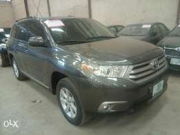 Extremely clean Toyota Highlander