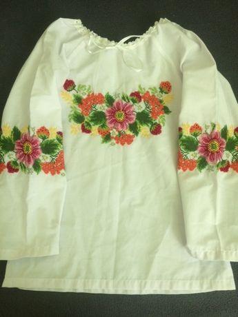 Дитяча вишиванка  300 грн. - Одяг для дівчаток Тернопіль на Olx 6b64ae7e14650
