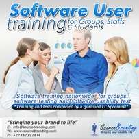 End-user software training all over South Africa