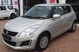 2017 Suzuki Swift GL 1.2 Manual