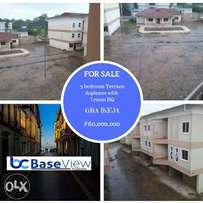 Amazing offer 15 units of 3 bedroom Terrace duplexes GRA Ikeja