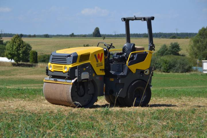 Wacker RD 45-140 C Kombiwalze Neu / Unused - 2016
