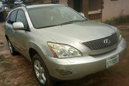 A first body Lexus RX330