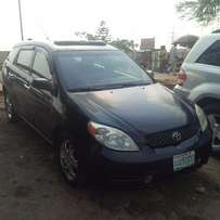 Few Months NIGERIAN USED Toyota Matrix, 2005. Very Ok