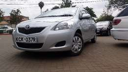 2010 model silver Toyota belta 1000cc..buy and get a discount of cartrack device