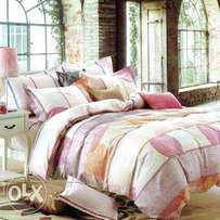 Beautiful bedsheets and duvets