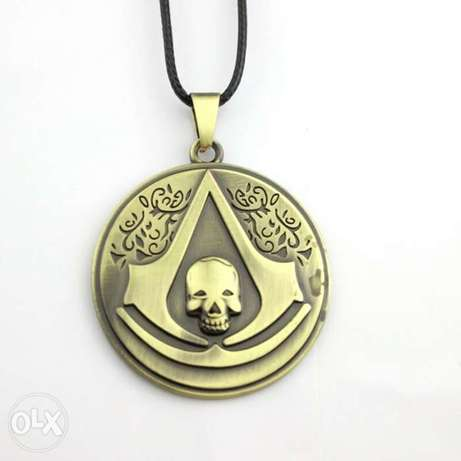 Assassiss creed antique necklaces