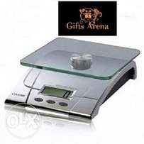 Camry Digital Scale - Glass Top