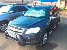 2008 Chevrolet Captiva 3.2 LTZ 4x4 Automatic