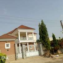 4bedroom fully detached Duplex with 2rooms bq for sale in Gwarinpa