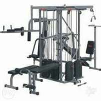 Ten stations Home Gym Brand New Imported Original Dubai