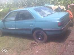 Car in good condition, urgently