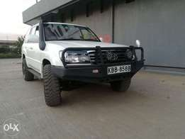Landcruicer vx Diesel with sunroof new turbo charged