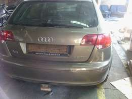 Audi 2.0 tdi Stripping for Spares