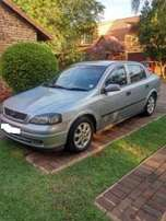 Opel astra classic for sale R18500