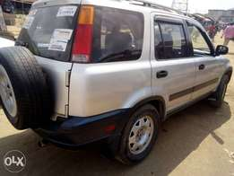 Newly landed Honda CR-V 2000 model