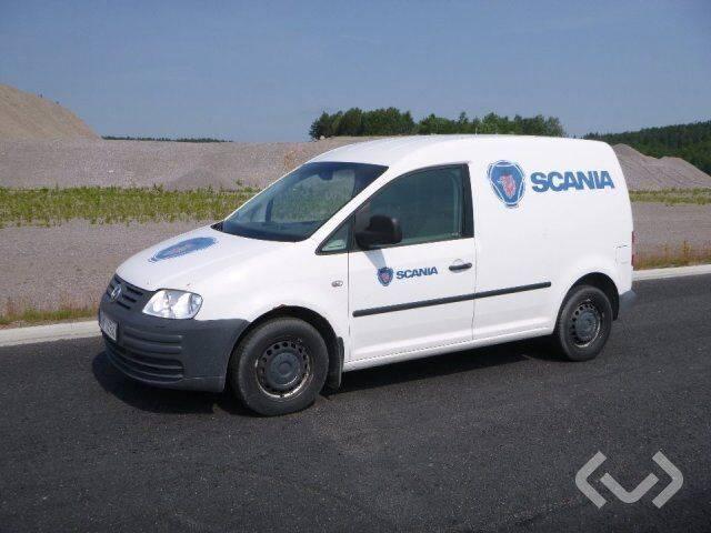 Volkswagen CADDY 4x2 Box - 07 - 2019