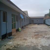 Newly built mini flat for rent in alagbole 200k pa yr