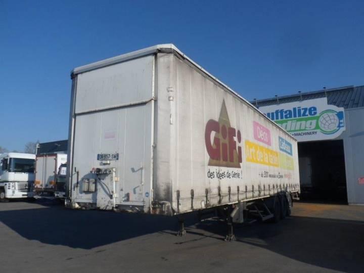 FREJAT  Tarpaulin 2m70 door - 2000