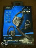 ps 3 bluetooth ear piece for online gaming brand new