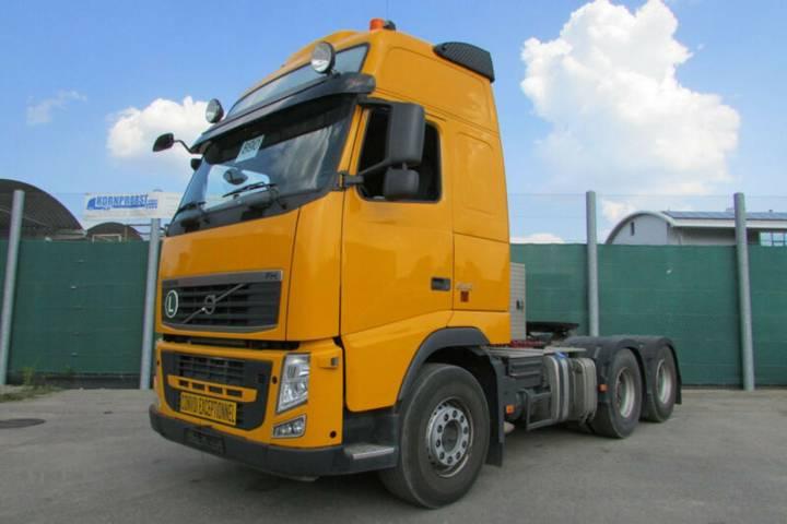 Volvo FH 12-540 6x4 BL - 120 to Gesamtzuggewicht - 2011
