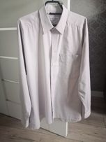 Okazja piękna męska szara koszula jak nowa rozmiar 41 Radom  SyLSd