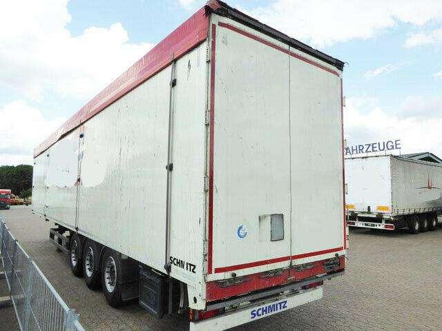 Schmitz Cargobull SW 24 SL G, 92 m²., 10 mm. Boden, Plane. - 2014 - image 3