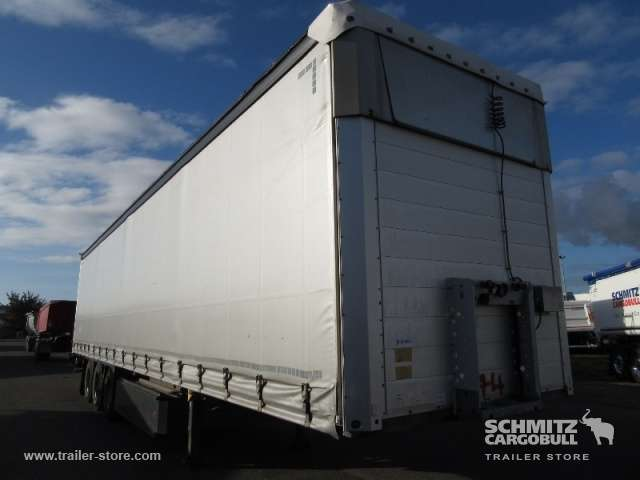 Schmitz Cargobull Curtainsider Coil - 2012