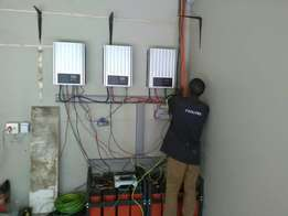 Top one electrician and solar installation